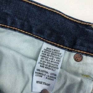 Lucky Brand Jeans - Lucky Brand Vintage Straight Jean